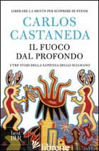 FUOCO DAL PROFONDO (IL) - CASTANEDA CARLOS
