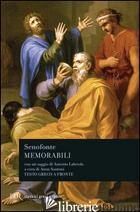 MEMORABILI - SENOFONTE