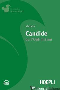 CANDIDE. CON FILE AUDIO PER IL DOWNLOAD - VOLTAIRE; PALAYRET G. (CUR.)