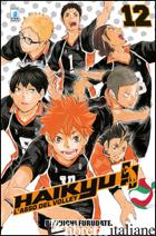 HAIKYU!!. VOL. 12 - FURUDATE HARUICHI
