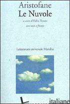 NUVOLE. TESTO GRECO A FRONTE (LE) - ARISTOFANE; TURATO F. (CUR.)
