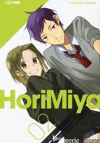 HORIMIYA. VOL. 2 - HERO; HAGIWARA DAISUKE
