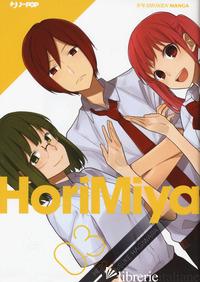 HORIMIYA. VOL. 3 - HERO; HAGIWARA DAISUKE