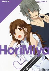 HORIMIYA. VOL. 4 - HERO; HAGIWARA DAISUKE