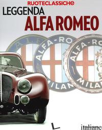 LEGGENDA ALFA ROMEO -
