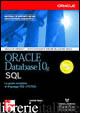 ORACLE DATABASE 10G. SQL - PRICE JASON