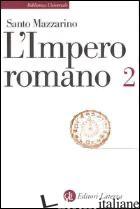 IMPERO ROMANO (L'). VOL. 2 - MAZZARINO SANTO