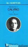 INTRODUZIONE A CALVINO - BENUSSI CRISTINA