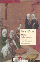 STORIA DELLE DONNE IN OCCIDENTE. VOL. 2: IL MEDIOEVO - DUBY GEORGES; PERROT MICHELLE; KLAPISCH ZUBER C. (CUR.)