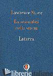 SESSUALITA' NELLA STORIA (LA) - STONE LAWRENCE