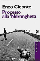 PROCESSO ALLA 'NDRANGHETA - CICONTE ENZO