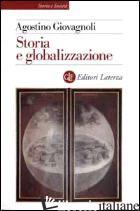 STORIA E GLOBALIZZAZIONE - GIOVAGNOLI AGOSTINO