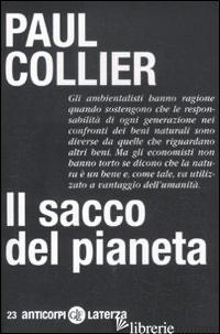 SACCO DEL PIANETA (IL) - COLLIER PAUL