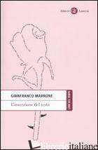 INVENZIONE DEL TESTO (L') - MARRONE GIANFRANCO