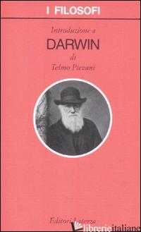 INTRODUZIONE A DARWIN - PIEVANI TELMO