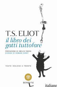 LIBRO DEI GATTI TUTTOFARE (IL) - ELIOT THOMAS S.