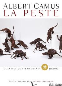 PESTE (LA) - CAMUS ALBERT