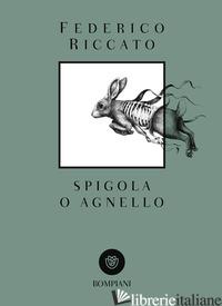 SPIGOLA O AGNELLO - RICCATO FEDERICO