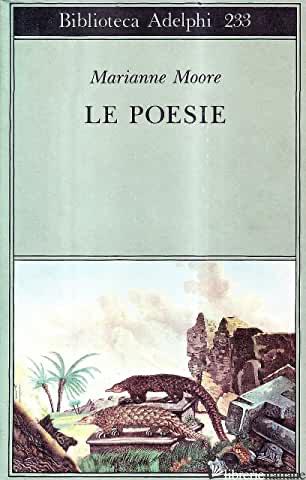 POESIE (LE) - MOORE MARIANNE