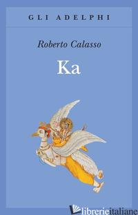KA - CALASSO ROBERTO