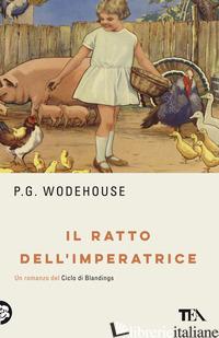 RATTO DELL'IMPERATRICE (IL) - WODEHOUSE PELHAM G.
