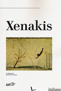 XENAKIS - RESTAGNO E. (CUR.)