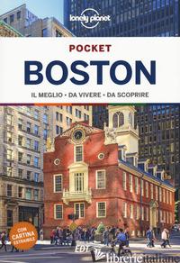 BOSTON. CON CARTINA. CON CARTA GEOGRAFICA RIPIEGATA - VORHEES MARA; DAPINO C. (CUR.)