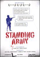 STANDING ARMY. DVD. CON LIBRO - FAZI THOMAS; PARENTI ENRICO