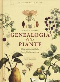 GENEALOGIA DELLE PIANTE - BAYTON ROSS; MAUGHAN SIMON