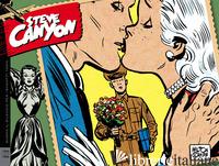 STEVE CANYON. STRISCE DOMENICALI E GIORNALIERE. VOL. 5: 1955-1956 - CANIFF MILTON