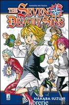 SEVEN DEADLY SINS (THE). VOL. 8 - SUZUKI NAKABA
