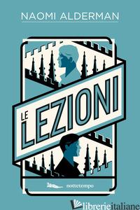 LEZIONI (LE) - ALDERMAN NAOMI
