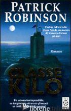 CLASSE KILO - ROBINSON PATRICK