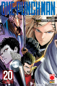 ONE-PUNCH MAN. VOL. 20: SI PARTE! - ONE
