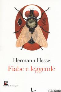 FIABE E LEGGENDE - HESSE HERMANN