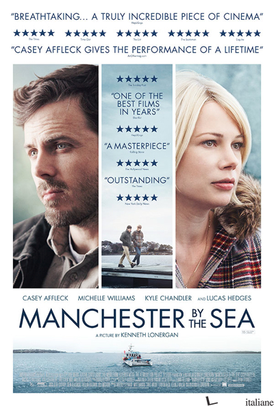 MANCHESTER BY THE SEA. DVD - LONERGAN