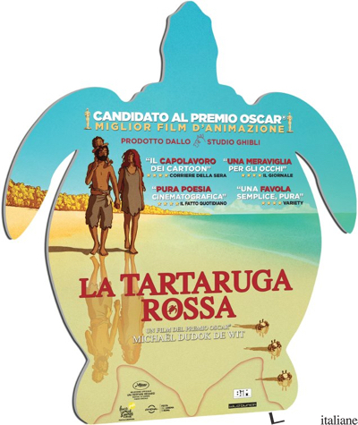TARTARUGA ROSSA. DVD (LA) - DE WIT DUDOK MICHAEL