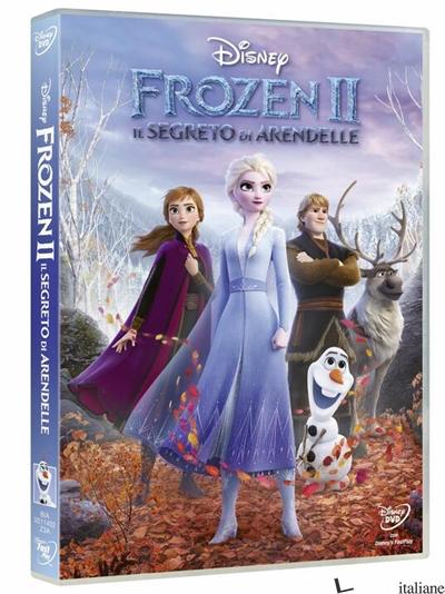FROZEN II. IL SEGRETO DI ARENDELLE (DVD) - AA.VV.