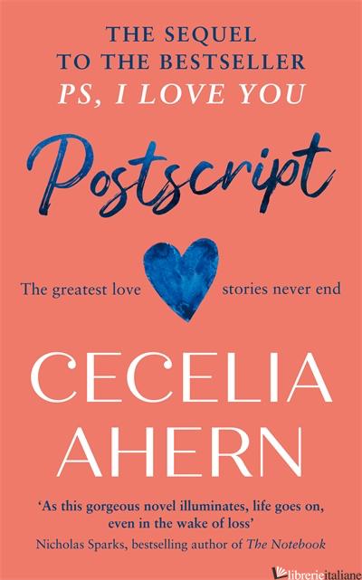 POSTSCRIPT [Export-only] - Cecelia Ahern