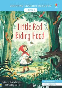 LITTLE RED RIDING HOOD. LEVEL 1. EDIZ. A COLORI - PRENTICE ANDY