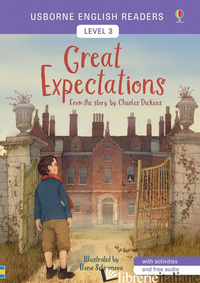 GREAT EXPECTATIONS FROM THE STORY BY THE CHARLES DICKENS. LEVEL 3 - MACKINNON MAIRI
