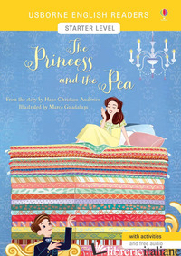 PRINCESS AND THE PEA FROM THE STORY BY THE HANS CHRISTIAN ANDERSEN. STARTER LEVE - MACKINNON MAIRI