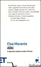 ALIBI - MORANTE ELSA