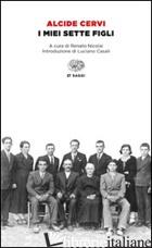 MIEI SETTE FIGLI (I) - CERVI ALCIDE