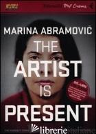 MARINA ABRAMOVICH. THE ARTIST IS PRESENT. DVD. CON LIBRO - AKERS MATTHEW