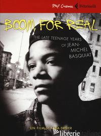 BOOM FOR REAL. DVD. CON LIBRO - DRIVER SARA