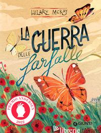 GUERRA DELLE FARFALLE (LA) - MCKAY HILARY