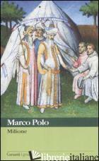 MILIONE - POLO MARCO; MAZZALI E. (CUR.)