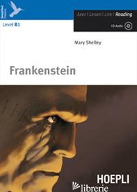FRANKENSTEIN. CON CD-AUDIO - SHELLEY MARY; WHEELDON S. (CUR.)