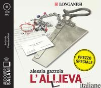 ALLIEVA LETTO DA VALENTINA MARI. AUDIOLIBRO. CD AUDIO FORMATO MP3 (L') - GAZZOLA ALESSIA